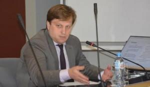 Министр здравоохранения Дмитрий Попов.