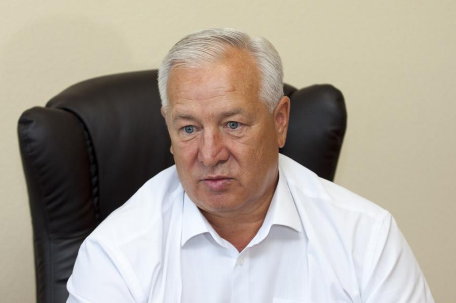 """Алексей Минин, президент ФК """"Динамо-Барнаул""""."""