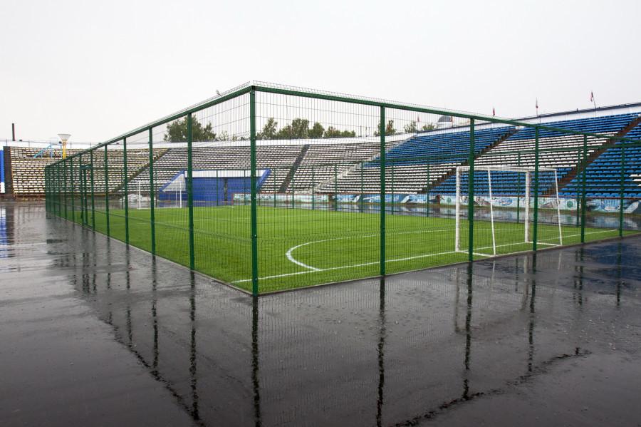 "Барнаульский стадион ""Динамо""."