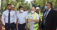 Общественники оценили качество ремонта теплосетей в Барнауле.