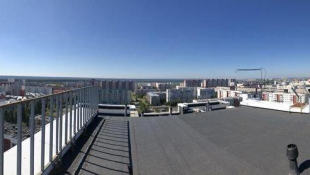 Квартира с выходом на крышу в Барнауле.