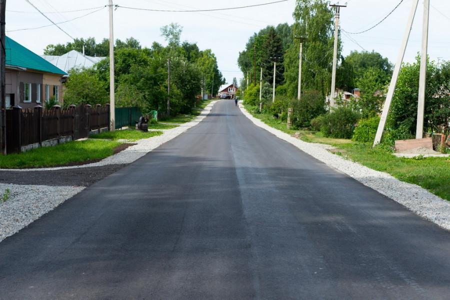 Дорога в п. Черницк