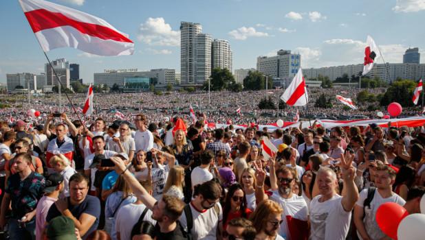 Августовский путч: протесты в Белоруссии сравнили с попыткой госпереворота в СССР