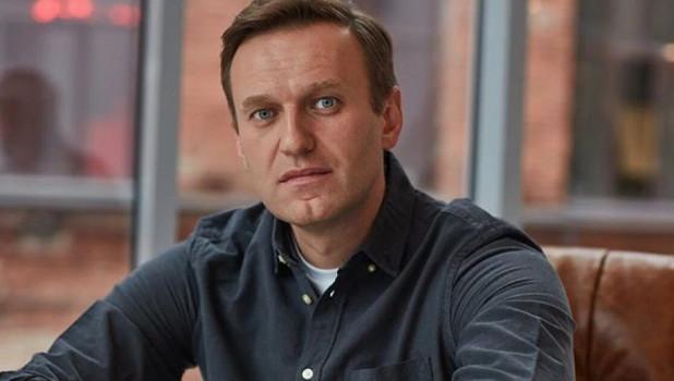Опубликовано видео немецкой охраны Навального