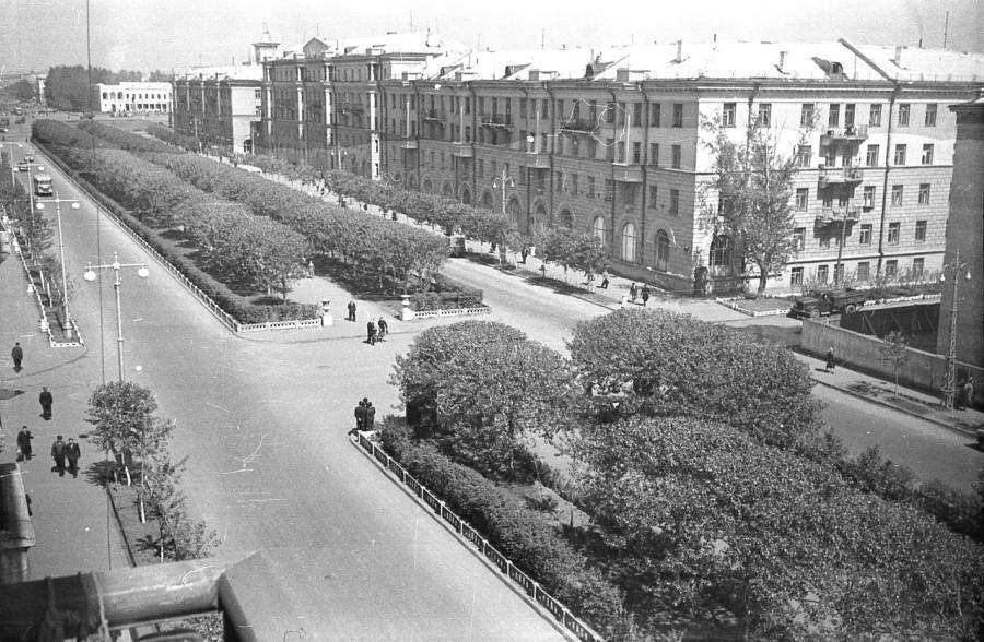 Виды Барнаула
