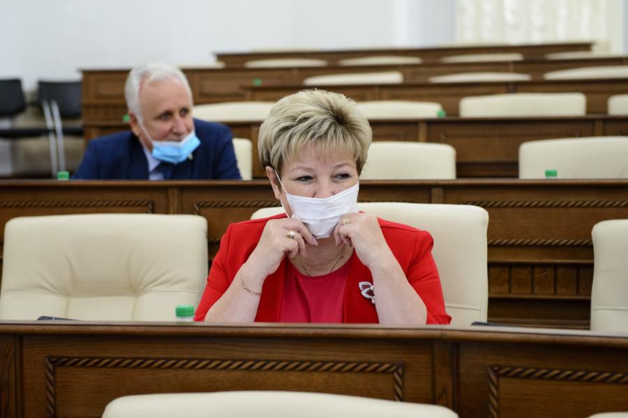 Сессия АКЗС 27 августа 2020 года. Ирина Шудра.