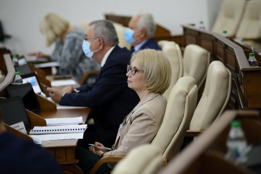 Сессия АКЗС 27 августа 2020 года. Ольга Казанцева.