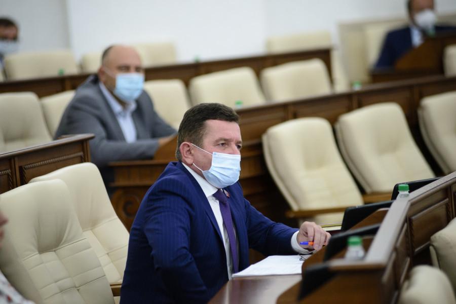 Сессия АКЗС 27 августа 2020 года. Юрий Астанчик.