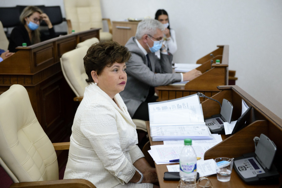 Сессия АКЗС 27 августа 2020 года. Стелла Штань.
