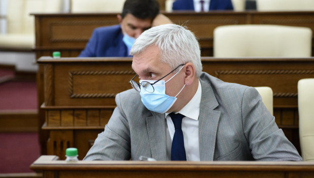 Сессия АКЗС 27 августа 2020 года. Виталий Снесарь.
