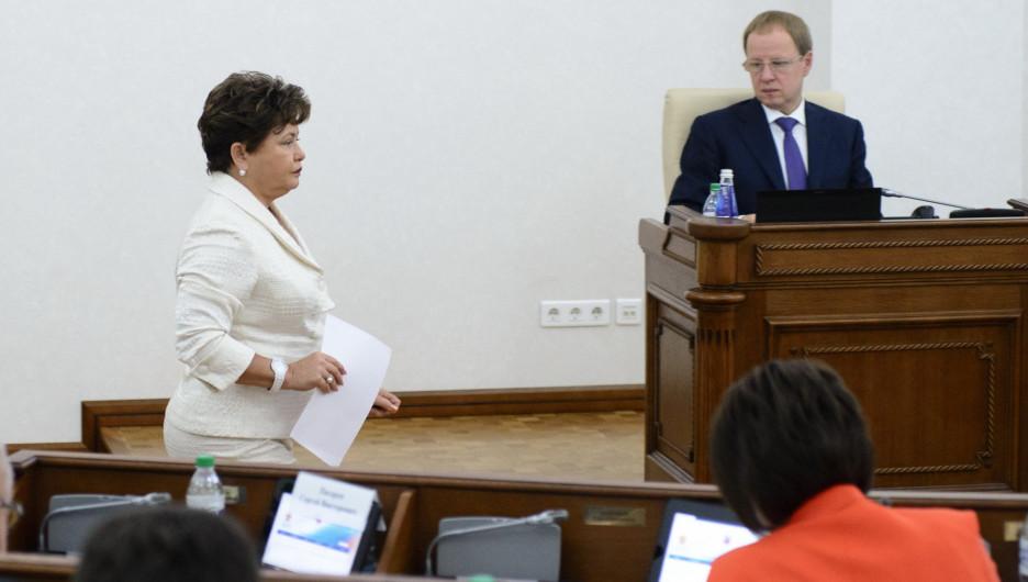 Сессия АКЗС 27 августа 2020 года. Стелла Штань и Виктор Томенко.