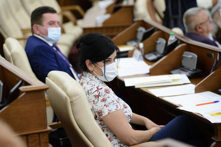 Сессия АКЗС 27 августа 2020 года. Мария Прусакова.