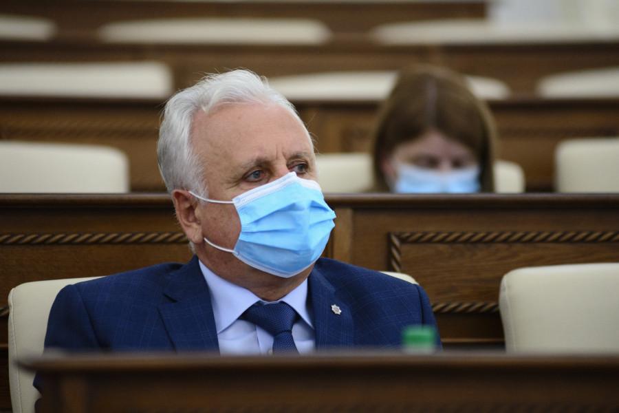 Сессия АКЗС 27 августа 2020 года. Борис Ларин.