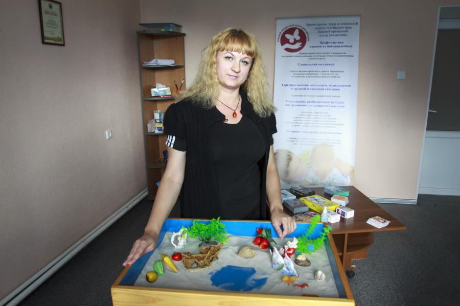 Психолог Татьяна Кудинова.