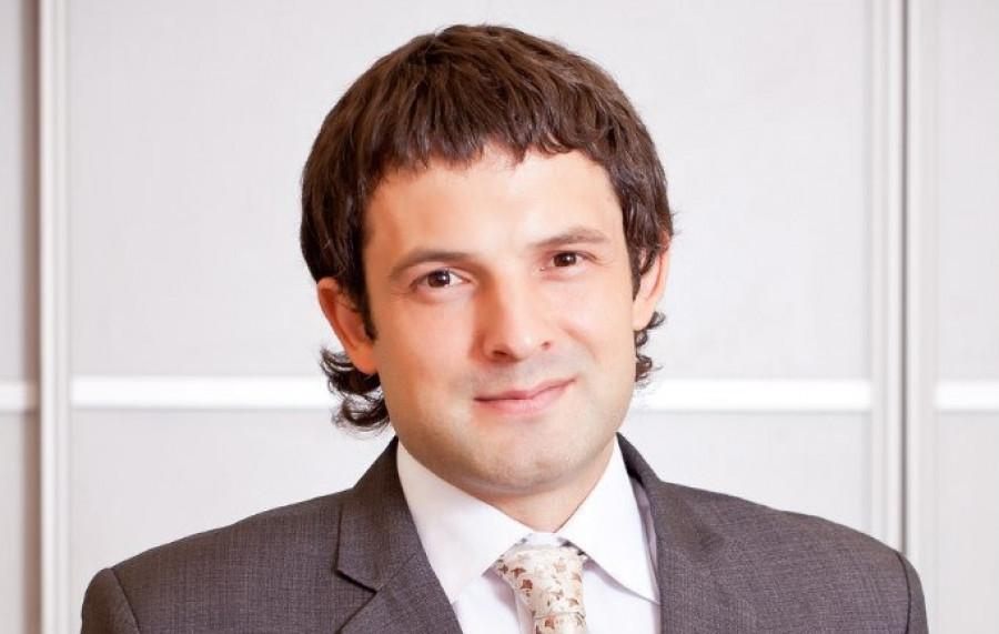 Роман Крастелев, депутат Красноярского горсовета.