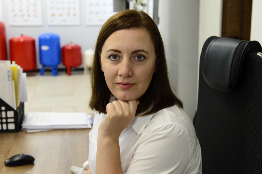Ольга Стреляева, директор по продажам компании «Дюйм Барнаул».
