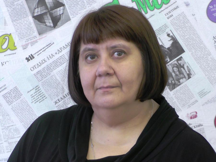 Наталья Юмашева.