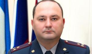 Алексей Чириков, экс-замначальника УФСИН РФ по Алтайскому краю.