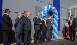 Открытие энергоцентра в Белокурихе 1 октября 2009 года.