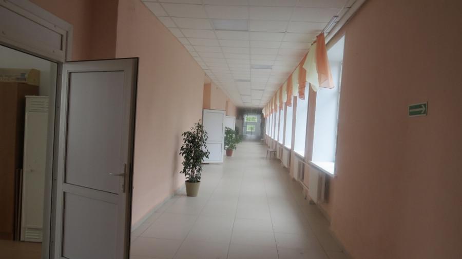 Кулундинская школа №5 после ремонта