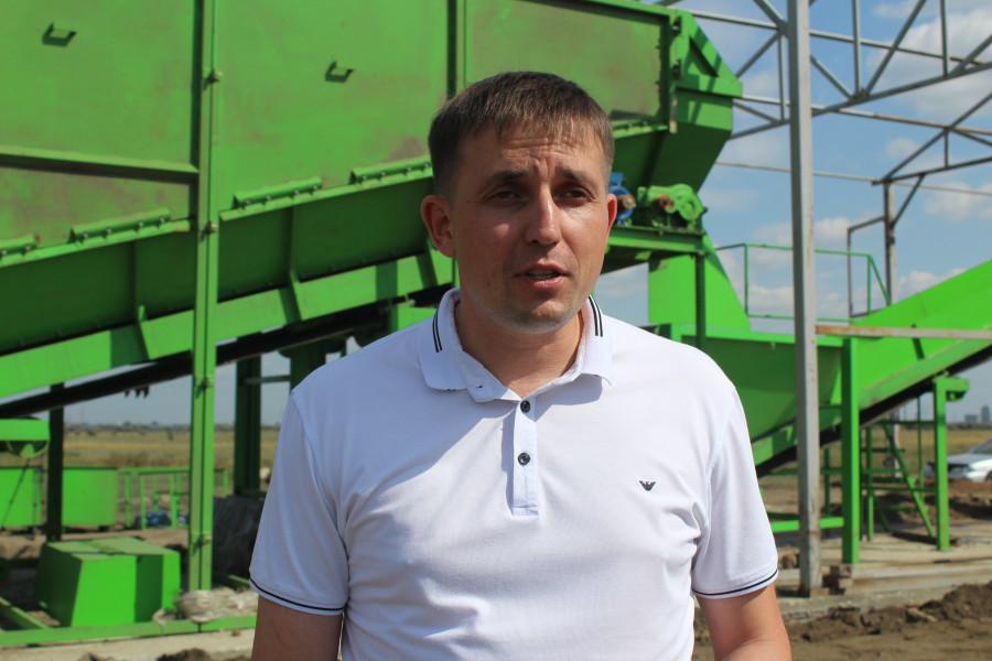 Алексей Обидин, директор «Вторгеоресурс».
