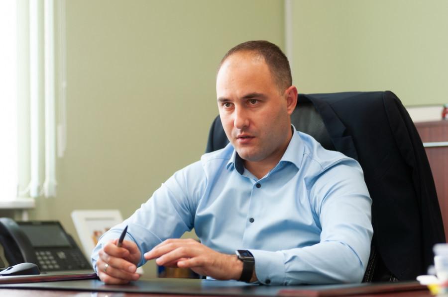 Кирилл Овсянников, директор «ЖБИ Сибири».