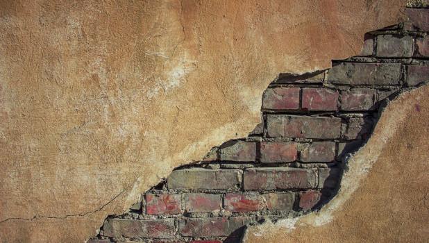 """В Иркутске обрушилось здание. Там размещалось казенное учреждение """"Безопасный город"""""""