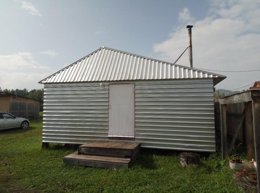 Дом-конструктор, разработанный по авторскому проекту.