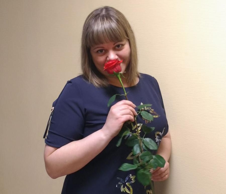 Наталья Синдеева.