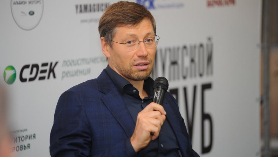 Барнаульский предприниматель Евгений Ракшин.