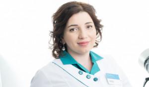 Зарема Вахитовна Ибрагимова, сердечнососудистый хирург первой категории.