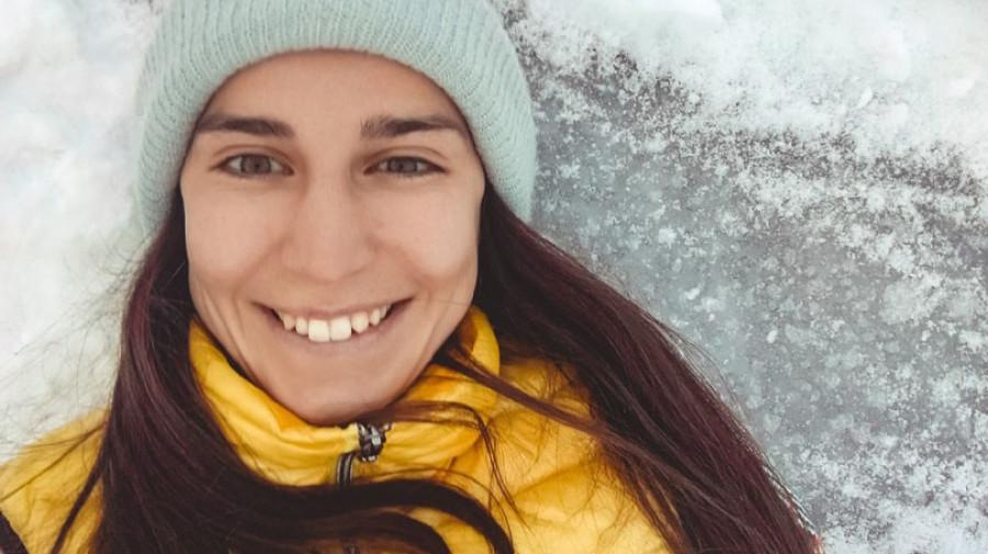 Блогер Мария Лубягина.