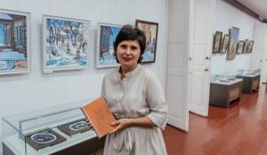 Экскурсия по музею Шукшина с новым директором Мариной Торопчиной