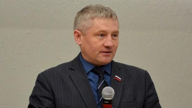 Барнаульский депутат заявился на выборы главы Каменского района