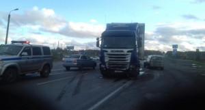 Смертельное ДТП на трассе Новосибирск — Барнаул.