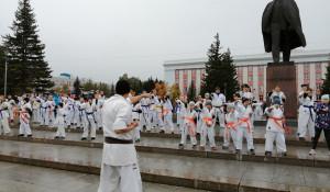 Барнаул отмечает 290-летие. День города.