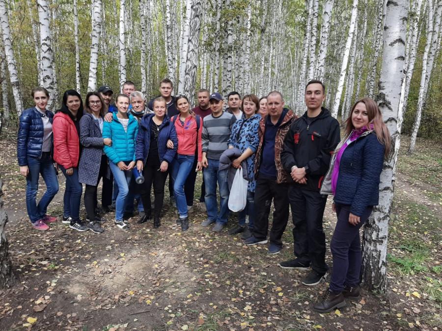 Кадастровая палата Алтайского края провела экоакцию
