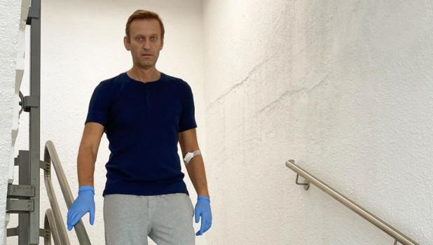 В интервью немецкому журналу Навальный заявил, что за его отравлением стоит Путин
