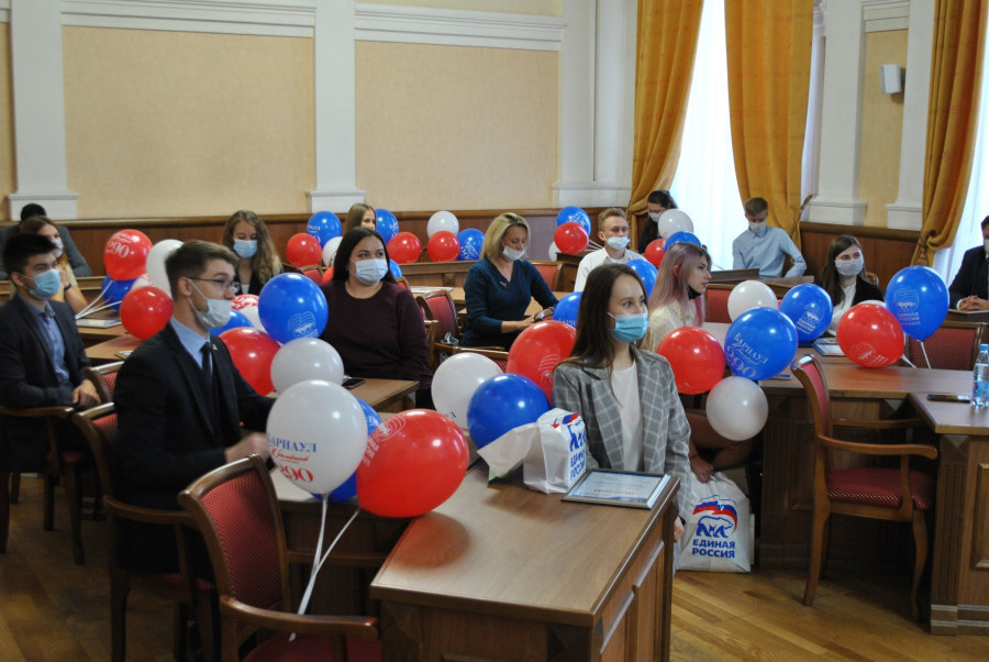 В краевой столице наградили победителей фотоконкурса «Мой Барнаул».