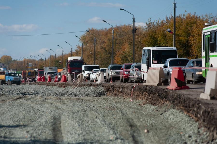 Место аварии на Павловском тракте.