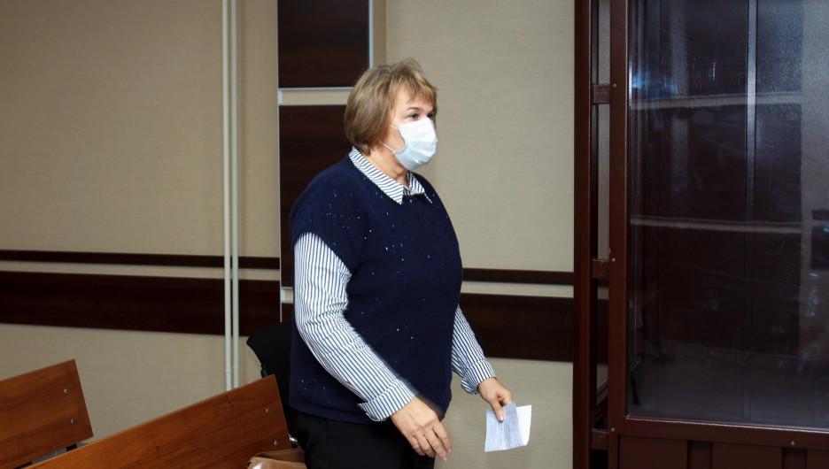 В Центральном районном суде Барнаула.