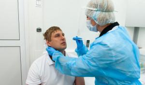В Алтайском крае усилили раннюю диагностику пневмоний.