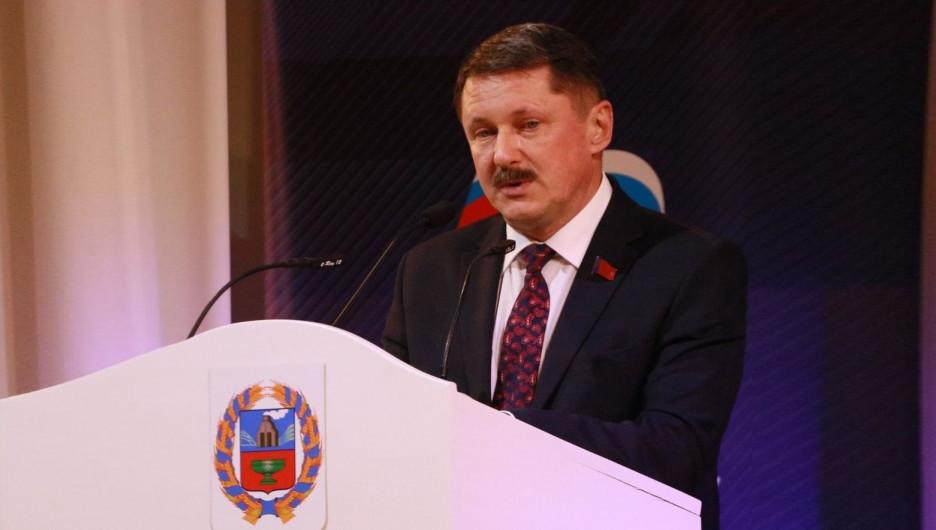 Андрей Осипов,заместитель руководителя фракции «Единая Россия» в АКЗС