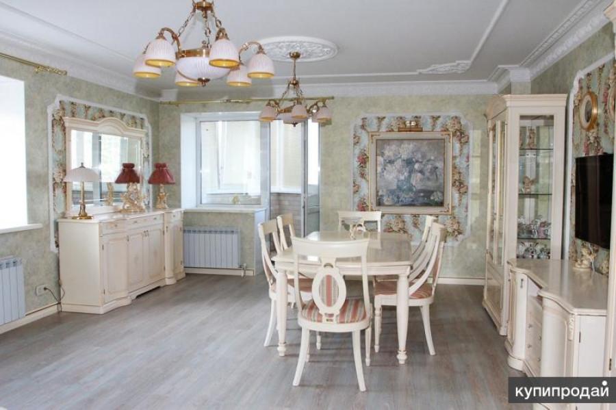 Квартира в стиле барокко на ул. Брестская.