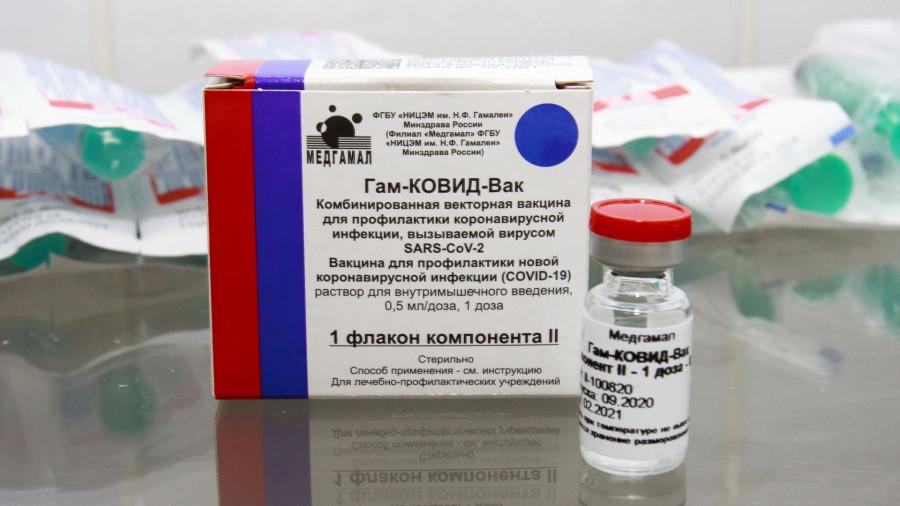 Вакцинация против коронавируса.