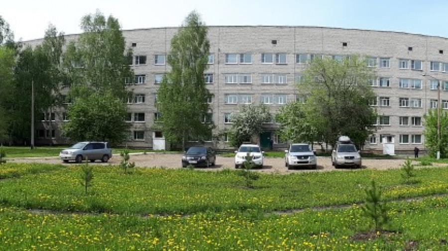 Заринская центральная горбольница.