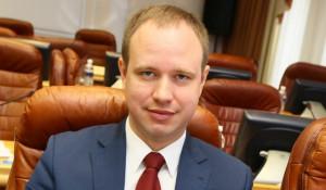 Андрей Левченко, депутат заксорбрания Иркутской области и сын экс-губернатора региона.