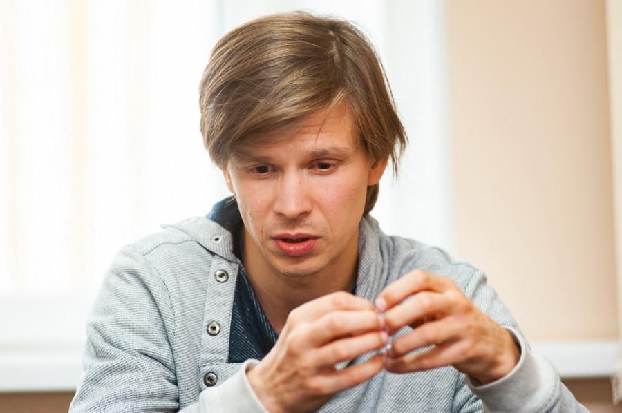Режиссер Алексей Шавлов