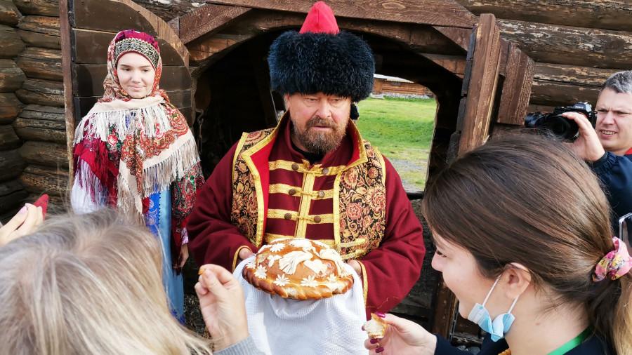 Семилуженский казачий острог, Томская область.