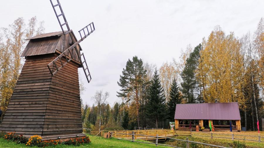 Этнокультурный комплекс «Янов хутор», Томская область.